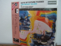 """Moody Blues, Days of Future Passed - OBI CD"" - Product Image"