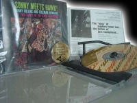 """Sonny Rollins and Coleman Hawkins, Sonny Meets Hawk - CURRENTLY SOLD OUT"" - Product Image"
