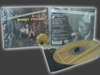 """Sonny Rollins, Our Man In Jazz"" - Product Image"