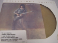 """Jeff Beck, Blow by Blow - Factory Sealed CBS MasterSound 24-Karat Gold CD"" - Product Image"