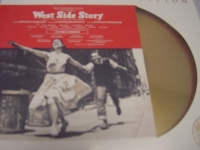 """West Side Story, Original Broadway Cast - Factory Sealed CBS Mastersound Gold CD - Last Copy"" - Product Image"