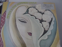 """""""Derek & the Dominos, Layla (2 LPs, limited stock)- Silver First Edition - 180 Gram"""" - Product Image"""