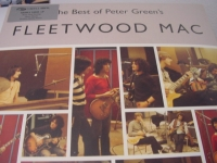 """Fleetwood Mac, The Best of Peter Green's Fleetwood Mac (2 LPs, limited stock) - CURRENTLY SOLD OUT"" - Product Image"