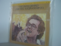 """Michel LeGrand & Co, Le Jazz Grand"" - Product Image"