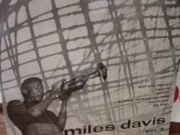 """Miles Davis, Vol #3 (10"" LP) - 180 Gram"" - Product Image"