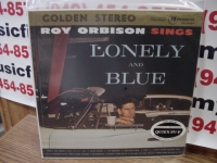 """Roy Orbison, Lonely & Blue (Stereo) - 200 Gram Vinyl"" - Product Image"