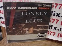 """Roy Orbison, Lonely & Blue (Mono) - 200 Gram"" - Product Image"