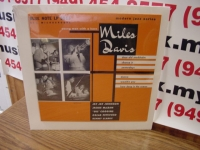 """Miles Davis, Young Man With A Horn  (Vol. 1 Comparison w 10"" LP)"" - Product Image"
