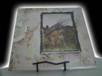 """Led Zeppelin, Led Zeppelin IV - 200 Gram with bonus LP"" - Product Image"