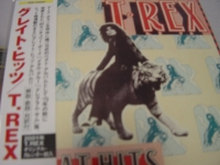 """T Rex, Hits (Last Copy)"" - Product Image"