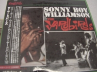 """The Yardbirds, w/ Sonny Boy Williamson"" - Product Image"
