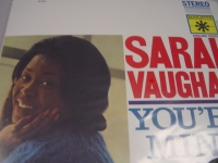 """Sarah Vaughan, You're Mine You"" - Product Image"