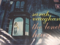 """Sarah Vaughan, The Lonely Hours"" - Product Image"