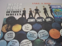 """""""Mitch Ryder, Take A Ride - 180 Gram - First Edition"""" - Product Image"""