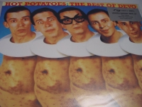 """Devo, Hot Potatoes-Best Of Devo (2 LPs, limited supply) - Last Copy"" - Product Image"