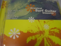 """""""Greatest Surf Guitar Classics, The Ventures/Champs & more)"""" - Product Image"""