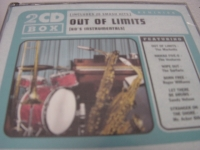 """Out Of Limits, 60's Instrumentals- The Ventures, Safaris, Marketts & more)"" - Product Image"