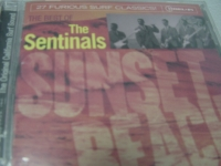 """Sentinals, The Best Of (27 Furious Surf Classics)"" - Product Image"