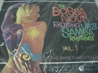 """Bossa Nova Exciting Jazz, The Rare Tunes Collection (Vol. 1)"" - Product Image"