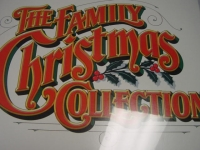 """The Family Christmas Collection, Time-Life Out of Print Pressing - 5 LPS"" - Product Image"