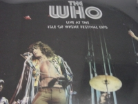 """The Who, Live at The Isle Of Wright (3 LPs)"" - Product Image"