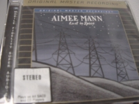 """Aimee Mann, Lost In Space - Factory Sealed MFSL SACD - CURRENTLY SOLD OUT"" - Product Image"