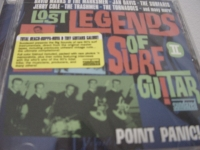 """Lost Legends, Lost II (Dave Marks & The Marksmen, Jan Davis, Jerry Cole &more)"" - Product Image"