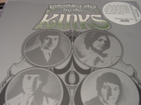 """The Kinks, Somethin' Else"" - Product Image"