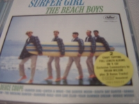 """The Beach Boys, Surfer Girl (2 LPs in 1 CD)"" - Product Image"