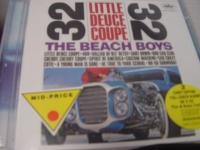 """The Beach Boys, Little Deuce Coupe (2 LPs in 1 CD)"" - Product Image"