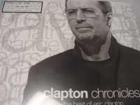 """Eric Clapton, Clapton Chronicles (2 LPs)"" - Product Image"