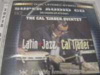 """Cal Tjader, Latin + Jazz = Cal Tjader SACD 2002 AUDIO FIDELITY RELEASE RARE OUT OF PRINT"" - Product Image"
