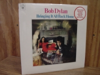 """Bob Dylan, Bringing It All Back Home 180 Gram Stereo"" - Product Image"
