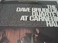 """Dave Brubeck Quartet, At Carnegie Hall - Out Of Print - Double LP - CURRENTLY SOLD OUT"" - Product Image"