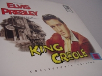 """Elvis Presley, King Creole (Includes 7"" Bonus E.P. from ""Change Of Habit"" - Last Copy)"" - Product Image"