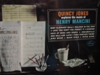 """Quincy Jones, Explores The Music of Henry Man"" - Product Image"