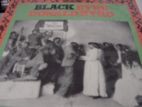 """Donald Byrd, Black Byrd"" - Product Image"