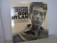 """Bob Dylan, The Times They Are A Changin' (stereo) - 180 Gram"" - Product Image"