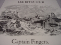 """Lee Ritenour, Captain Fingers"" - Product Image"