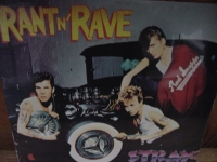 """Stray Cats, Rant N Rave"" - Product Image"