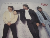 """Huey Lewis & The News, Fore!"" - Product Image"