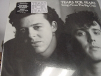 """Tears For Fears, Songs From The Big Chair"" - Product Image"