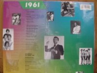 """Billboard 1961 Top Rock N Roll Hits"" - Product Image"