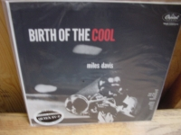 """Miles Davis, Birth Of Cool - 200 Gram Mono - CURRENTLY SOLD OUT"" - Product Image"