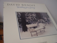 """David Benoit, Waiting For Spring"" - Product Image"