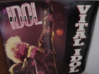 """Billy Idol, Vital Idol (Greatest Hits)"" - Product Image"