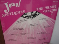 """John Lee Hooker / Lightnin' Hopkins & more, Jewel Spotlights The Blues Vol. 2"" - Product Image"