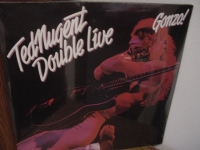 """Ted Nugent, Double Live Gonzo (2 LPs)"" - Product Image"