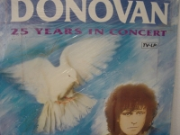 """Donovan, 25 Years In Concert"" - Product Image"