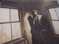 """Mick Taylor, S/T"" - Product Image"